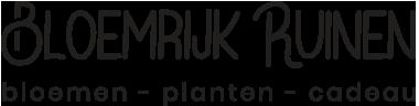 Logo Bloemrijk Ruinen